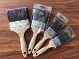 Cepillo de pintura de los filamentos de PBT con el mercado de madera de Australia de la maneta