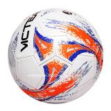 Comercio al por mayor el tamaño de logotipo personalizado de formación 5 Balón de fútbol