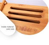 Natural Diseño retro de bambú carbonizado Vino regalo caja de embalaje