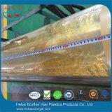 feuille dure transparente en cristal de PVC d'aperçu gratuit de largeur de 900mm