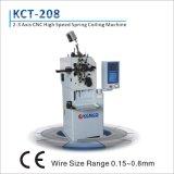 Kcmco-Kct-208 2 ressort de compression de commande numérique par ordinateur de l'axe 0.35mm enroulant le pot tournant de ressort de Machine&Extension/Torsion