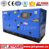 100kVA 방음 디젤 엔진 전기 발전기 힘 Genset