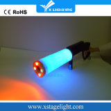 CO2 Gun RGB Color LED CO2 Gun DJ Stage Equipment