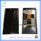 ブラックベリーPrivのための移動式スマートな携帯電話のタッチ画面LCD