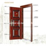 Дверь ходкого стального утюга обеспеченностью внешняя с конструкцией высокого качества хорошей