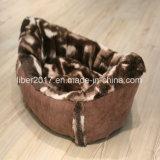 애완 동물 부속품 디자인 고양이 소파 베드 호화스러운 개 침구