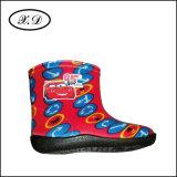 Ботинки дождя способа PVC для малышей