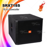 Srx718s 상한 직업적인 오디오 Subwoofer 스피커