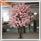 Vendita calda 2016 10 piedi di ciliegia di albero artificiale del fiore per la decorazione di cerimonia nuziale