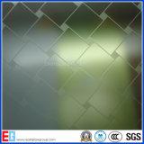 Vidrio esmerilado / grabado al ácido Vidrio / vidrio textil