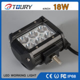 18W كري 1800LM بقعة شعاع من الفيضانات IP68 LED ضوء العمل (TR-8018)