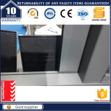 Finestra di scivolamento di alluminio con vetro riflesso (SW7590)