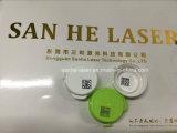 De Roterende Laser die van de Vezel van juwelen 20W de Machine van de Gravure voor het Plastiek van de Markering merken