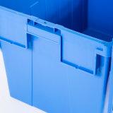 Scatola di plastica logistica della custodia in plastica del contenitore del recipiente di plastica