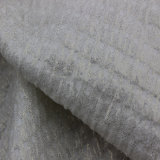 Shiny Metalic-Like 100% Polyester Nouveau style Crinkle Fabric for Fashion Garment