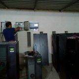 病院の学校のホテルの小屋のためのハイブリッドMPPT太陽エネルギーシステム