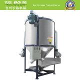 Mezclador vertical de sequía plástico del color de la calefacción