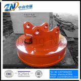 1400kg持ち上がる容量の掘削機のインストールのための円の持ち上がる電磁石Emw-130L/1