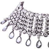 De Tegenhanger van de Daling van het Water van de Juwelen van de Halsband van de Kraag van de Nauwsluitende halsketting van de Vrouw van de manier