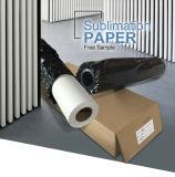 Échantillon gratuit pour le transfert de chaleur de la sublimation du papier