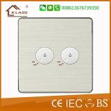 Interruptor doble eléctrico del amortiguador de las BS