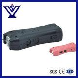 Rosafarbene taktische Sicherheit betäuben Gewehr Wih Taschenlampe für Selbstverteidigung (SYSG-192)