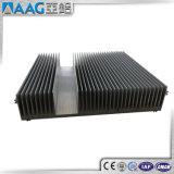 Profils en aluminium industriels d'extrusion de radiateur