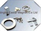 Magnete di NdFeB della qualità superiore per uso ad alta velocità dei motori