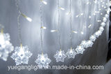 Twinkling Stars IP44 Waterproof Outdoor Christmas Luz de cortina LED