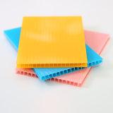 4X8 effacent des panneaux de Sunroom de cavité de polycarbonate de feuilles de plastique à vendre