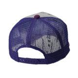 カスタム刺繍の泡の急な回復5のパネルのトラック運転手の帽子