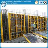 建物のコンクリートの壁のための金属の具体的な型枠
