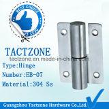 Migliore cerniera di portello dell'acciaio degli accessori 304 del cubicolo del divisorio della toletta di vendite