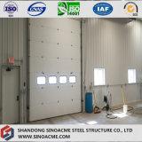 Tettoia portale della costruzione della struttura d'acciaio del blocco per grafici di Sinoacme