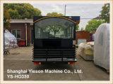 Des Burger-Ys-Ho350 mobiler Küche-Schlussteil Stall CateringVan Catering Truck