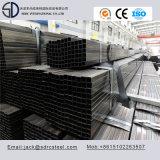 S235j2正方形の黒いアニールされた鋼管