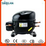 Compresor vertical Qd128yg 220V de la CA del propano del refrigerador R600A del refrigerador del refrigerador del congelador de Sikelan
