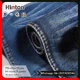 Мягкая и удобная ткань Jean джинсовой ткани Twill Tr для женщин