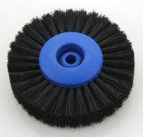 Strumento dentale di lucidatura della spazzola Chungking Brister del tornio diritto nero di P80s