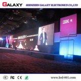 El panel de interior del alquiler LED para la demostración, etapa, conferencia P2.98/P3.91/P4.81/P5.95