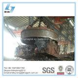 Magnete di sollevamento della gru industriale per gli scarti d'acciaio di sollevamento