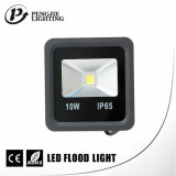 Resistente a la MAZORCA 10W de la corrosión impermeabilizar las luces de inundación largas de la vida útil IP65 LED