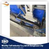 쌓아올리는 기계 시스템을%s 가진 기계를 만드는 무게 면 면봉 새싹 플라스틱 지팡이