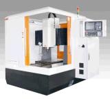 Cnc-Stich und Fräsmaschine verwendet in der Metallform, Vorrichtung