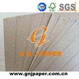 Papier en flocage non revêtu de bonne qualité en rouleau pour emballage en boîte
