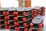 Скейтборд 4 колес одиночного мотора пояса миниый электрический
