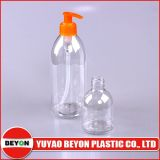 бутылка насоса любимчика 500ml пластичная для лосьона сливк или тела (ZY01-B130)