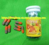 Zitrusfrucht-passender orange grauer Gewicht-Verlust, der Kapsel abnimmt