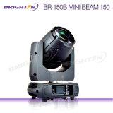 DJ (BR-150B)のための小型150W LEDのビーム移動ヘッドライト
