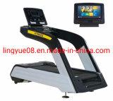 Equipamento de ginásio profissional máquina Cardio electrónicos CA comercial em esteira motorizada L-4010